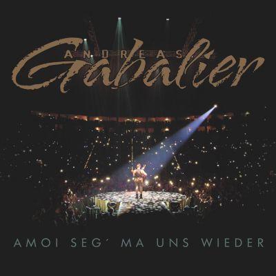 Amoi seg ma uns wieder (2-Track Single), Andreas Gabalier