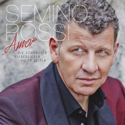 Amor - Die schönsten Liebeslieder aller Zeiten (Deluxe Edition), Semino Rossi