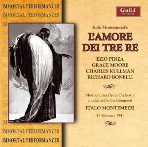 Amore Dei Tre Re, Montemezzi, Metropolitan Opera