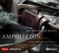 Amphitryon, 1 Audio-CD, Heinrich von Kleist