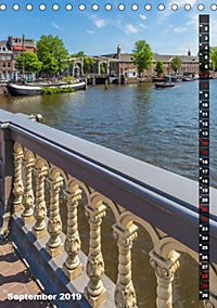 AMSTERDAM Charmantes Stadtherz (Tischkalender 2019 DIN A5 hoch) - Produktdetailbild 9