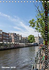 AMSTERDAM Charmantes Stadtherz (Tischkalender 2019 DIN A5 hoch) - Produktdetailbild 10