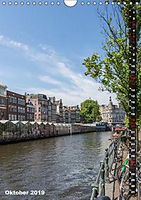 AMSTERDAM Charmantes Stadtherz (Wandkalender 2019 DIN A4 hoch) - Produktdetailbild 10