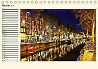 Amsterdam - Venedig des Nordens (Tischkalender 2019 DIN A5 quer) - Produktdetailbild 2