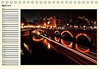 Amsterdam - Venedig des Nordens (Tischkalender 2019 DIN A5 quer) - Produktdetailbild 4