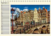 Amsterdam - Venedig des Nordens (Tischkalender 2019 DIN A5 quer) - Produktdetailbild 9
