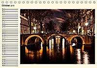 Amsterdam - Venedig des Nordens (Tischkalender 2019 DIN A5 quer) - Produktdetailbild 10