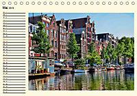 Amsterdam - Venedig des Nordens (Tischkalender 2019 DIN A5 quer) - Produktdetailbild 5