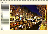 Amsterdam - Venedig des Nordens (Wandkalender 2019 DIN A2 quer) - Produktdetailbild 2