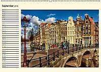 Amsterdam - Venedig des Nordens (Wandkalender 2019 DIN A2 quer) - Produktdetailbild 9