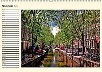 Amsterdam - Venedig des Nordens (Wandkalender 2019 DIN A2 quer) - Produktdetailbild 11