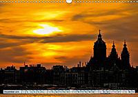 Amsterdam - Venedig des Nordens (Wandkalender 2019 DIN A3 quer) - Produktdetailbild 12