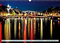 Amsterdam - Venedig des Nordens (Wandkalender 2019 DIN A3 quer) - Produktdetailbild 6