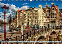 Amsterdam - Venedig des Nordens (Wandkalender 2019 DIN A3 quer) - Produktdetailbild 9