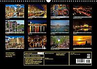 Amsterdam - Venedig des Nordens (Wandkalender 2019 DIN A3 quer) - Produktdetailbild 13