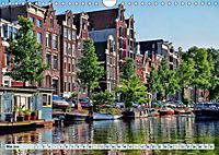 Amsterdam - Venedig des Nordens (Wandkalender 2019 DIN A4 quer) - Produktdetailbild 5
