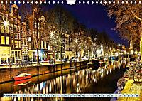 Amsterdam - Venedig des Nordens (Wandkalender 2019 DIN A4 quer) - Produktdetailbild 2