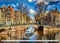 Amsterdam - Venedig des Nordens (Wandkalender 2019 DIN A4 quer) - Produktdetailbild 1