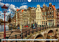 Amsterdam - Venedig des Nordens (Wandkalender 2019 DIN A4 quer) - Produktdetailbild 9
