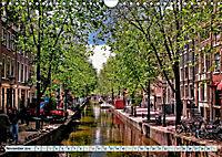 Amsterdam - Venedig des Nordens (Wandkalender 2019 DIN A4 quer) - Produktdetailbild 11