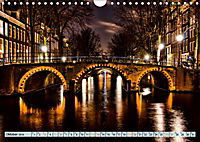 Amsterdam - Venedig des Nordens (Wandkalender 2019 DIN A4 quer) - Produktdetailbild 10