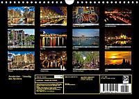 Amsterdam - Venedig des Nordens (Wandkalender 2019 DIN A4 quer) - Produktdetailbild 13
