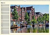 Amsterdam - Venedig des Nordens (Wandkalender 2019 DIN A3 quer) - Produktdetailbild 5