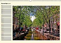 Amsterdam - Venedig des Nordens (Wandkalender 2019 DIN A3 quer) - Produktdetailbild 11