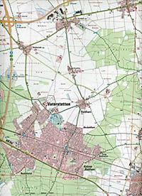Amtliche Topographische Karte Bayern Vaterstetten - Produktdetailbild 2