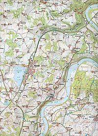 Amtliche Topographische Karte Bayern Wasserburg a.Inn - Produktdetailbild 2