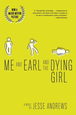 Amulet Books: Me and Earl and the Dying Girl, Jesse Andrews