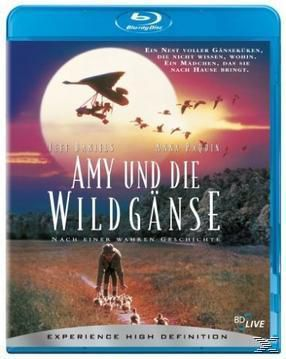 Amy & die Wildgänse, Bill Lishman, Robert Rodat, Vince McKewin