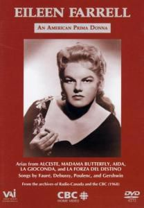 An American Prima Donna, Eileen Farrell