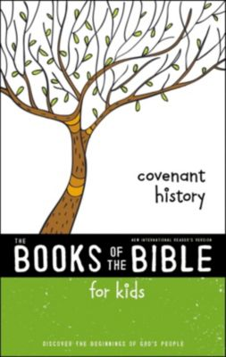 An Amish Homestead Novel: NIrV, The Books of the Bible for Kids: Covenant History, Zondervan