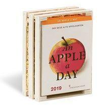 An Apple A Day Kalender 2019, Jochen Rädeker