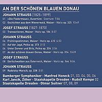 An der Schönen Blauen Donau, CD - Produktdetailbild 1