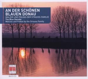 An der Schönen Blauen Donau, CD, Honeck, Suitner, Kempe
