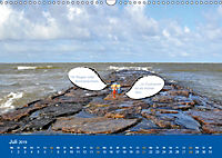 An der Waterkant mit Jan Cux und Cuxi (Wandkalender 2019 DIN A3 quer) - Produktdetailbild 7