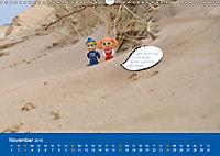 An der Waterkant mit Jan Cux und Cuxi (Wandkalender 2019 DIN A3 quer) - Produktdetailbild 11