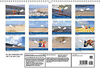 An der Waterkant mit Jan Cux und Cuxi (Wandkalender 2019 DIN A3 quer) - Produktdetailbild 13