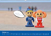An der Waterkant mit Jan Cux und Cuxi (Wandkalender 2019 DIN A2 quer) - Produktdetailbild 10