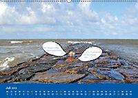 An der Waterkant mit Jan Cux und Cuxi (Wandkalender 2019 DIN A2 quer) - Produktdetailbild 7
