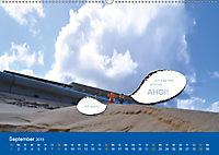 An der Waterkant mit Jan Cux und Cuxi (Wandkalender 2019 DIN A2 quer) - Produktdetailbild 9