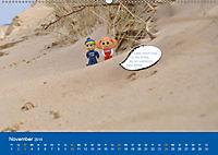 An der Waterkant mit Jan Cux und Cuxi (Wandkalender 2019 DIN A2 quer) - Produktdetailbild 11