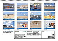 An der Waterkant mit Jan Cux und Cuxi (Wandkalender 2019 DIN A2 quer) - Produktdetailbild 13