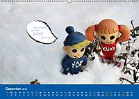 An der Waterkant mit Jan Cux und Cuxi (Wandkalender 2019 DIN A2 quer) - Produktdetailbild 12