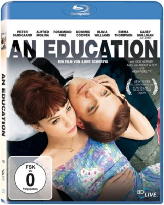 An Education, Nick Hornby