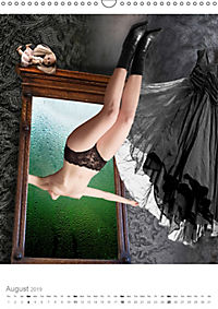 An Erotic Expedition to the World of Female Reveries (Wall Calendar 2019 DIN A3 Portrait) - Produktdetailbild 8