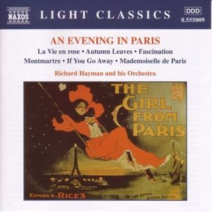 An Evening In Paris, Richard And His Orchestra Hayman