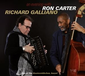 An Evening With - Live At The Theat, Ron & Galliano,Richard Carter